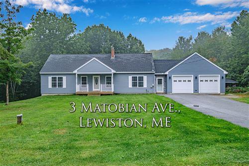 Photo of 3 Matobian Avenue, Lewiston, ME 04240 (MLS # 1508407)