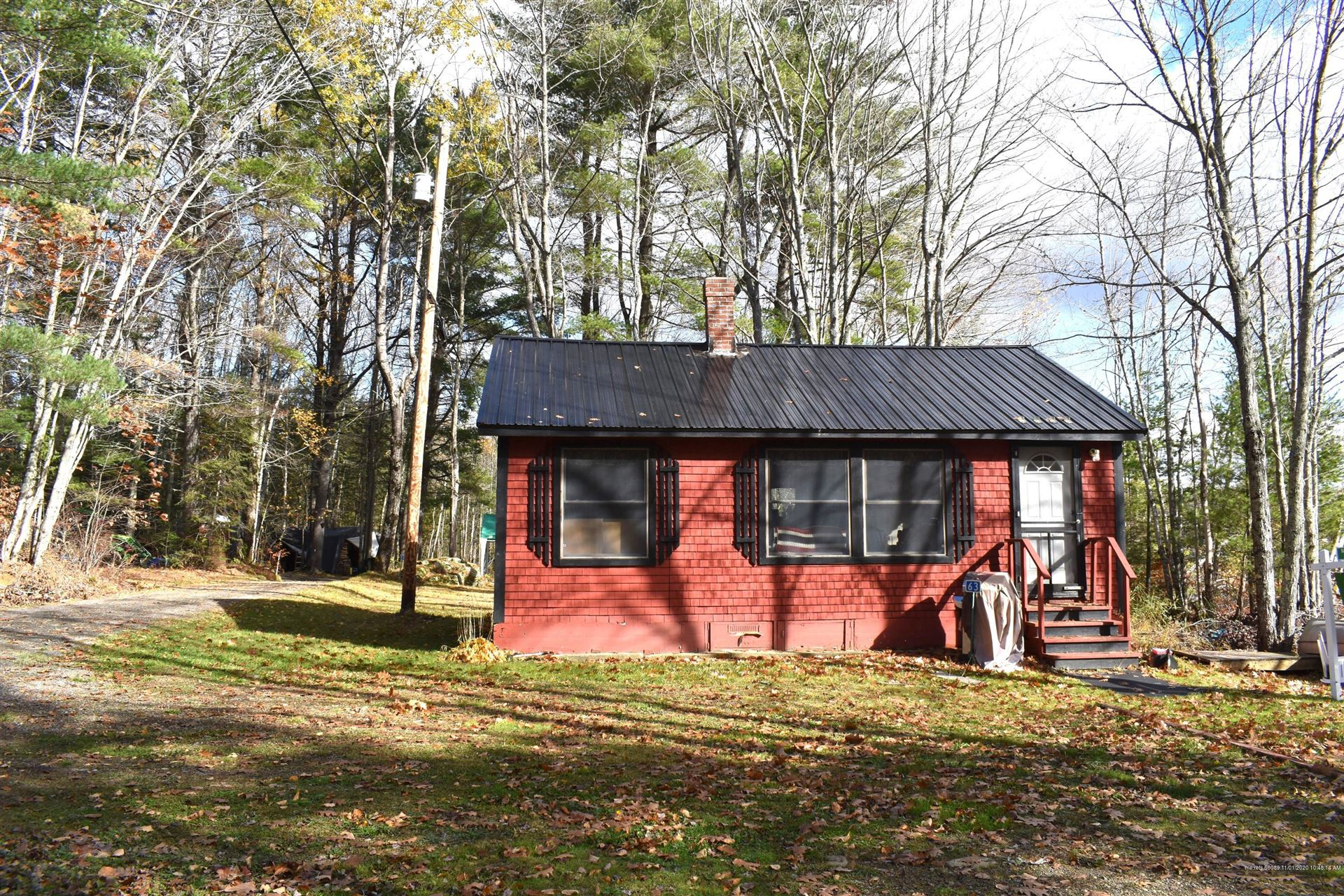 Photo of 63 Loon Lane, Plymouth, ME 04969 (MLS # 1474410)