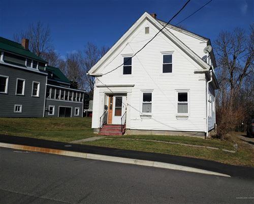 Photo of 141 Spring Street, Gardiner, ME 04345 (MLS # 1480433)