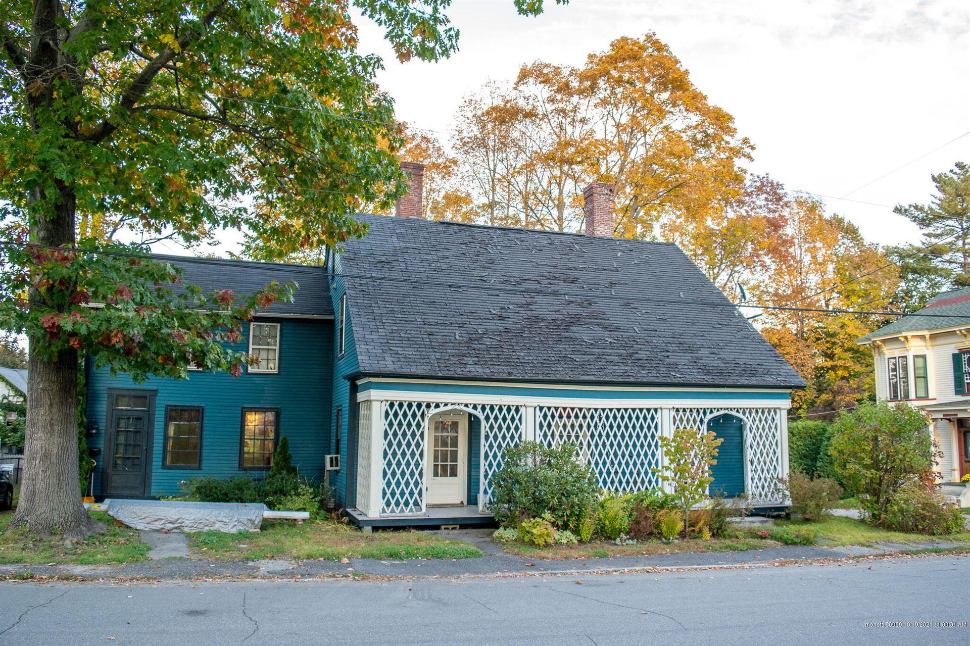 Photo of 26 Pleasant Road, Gardiner, ME 04345 (MLS # 1512433)