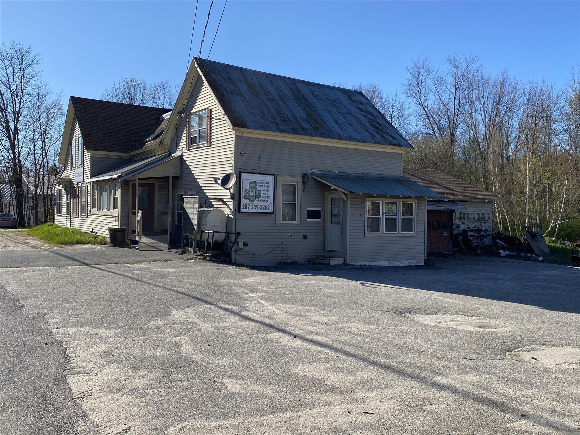 Photo of 221 Main Street, Waterboro, ME 04030 (MLS # 1490443)