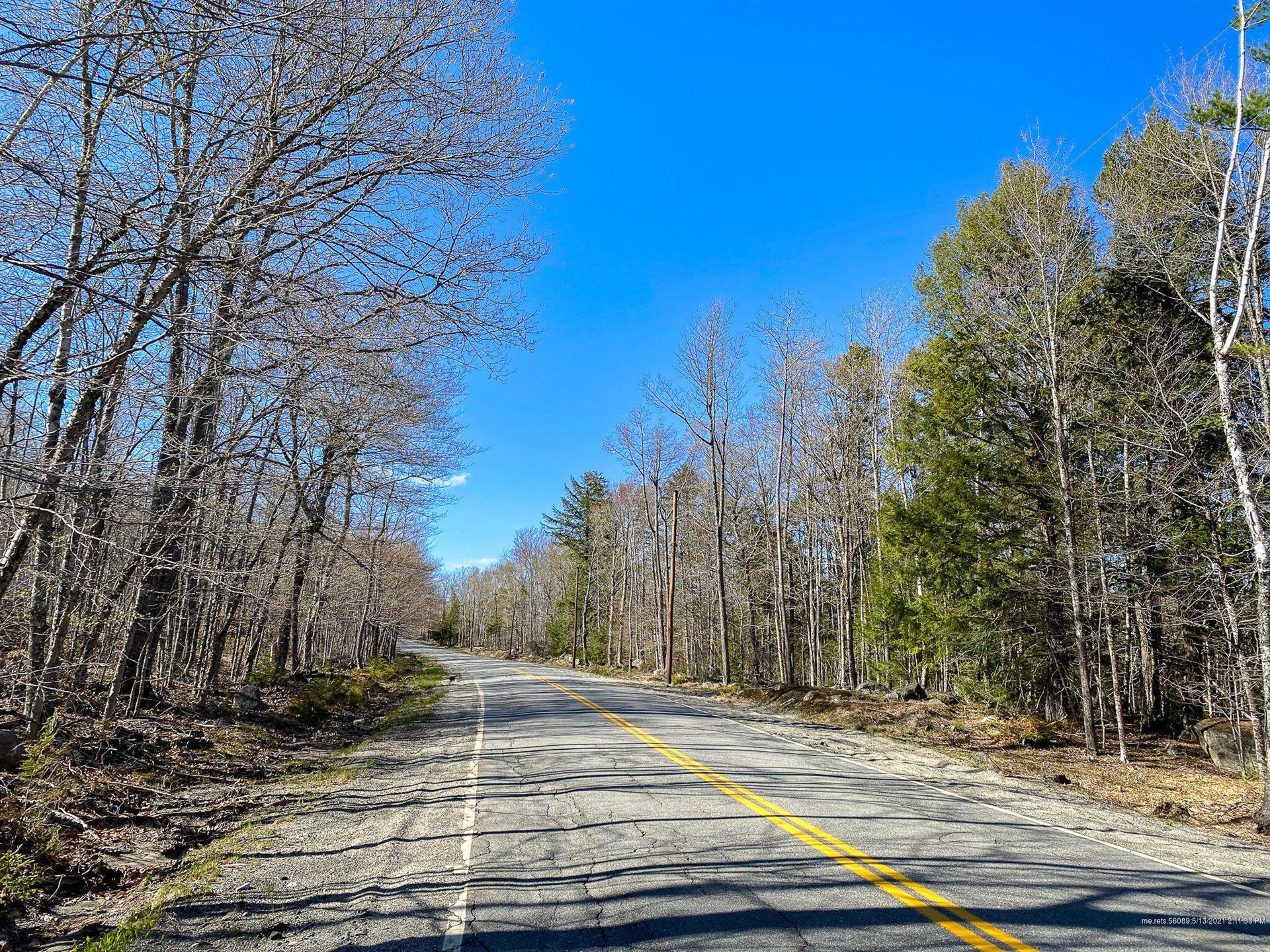 Photo of 1539 Otis Road, Otis, ME 04605 (MLS # 1491450)