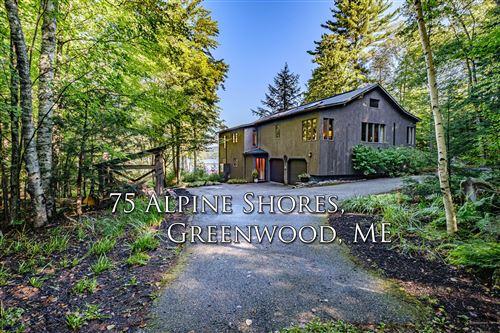 Photo of 75 Alpine Shores Road, Greenwood, ME 04255 (MLS # 1507451)