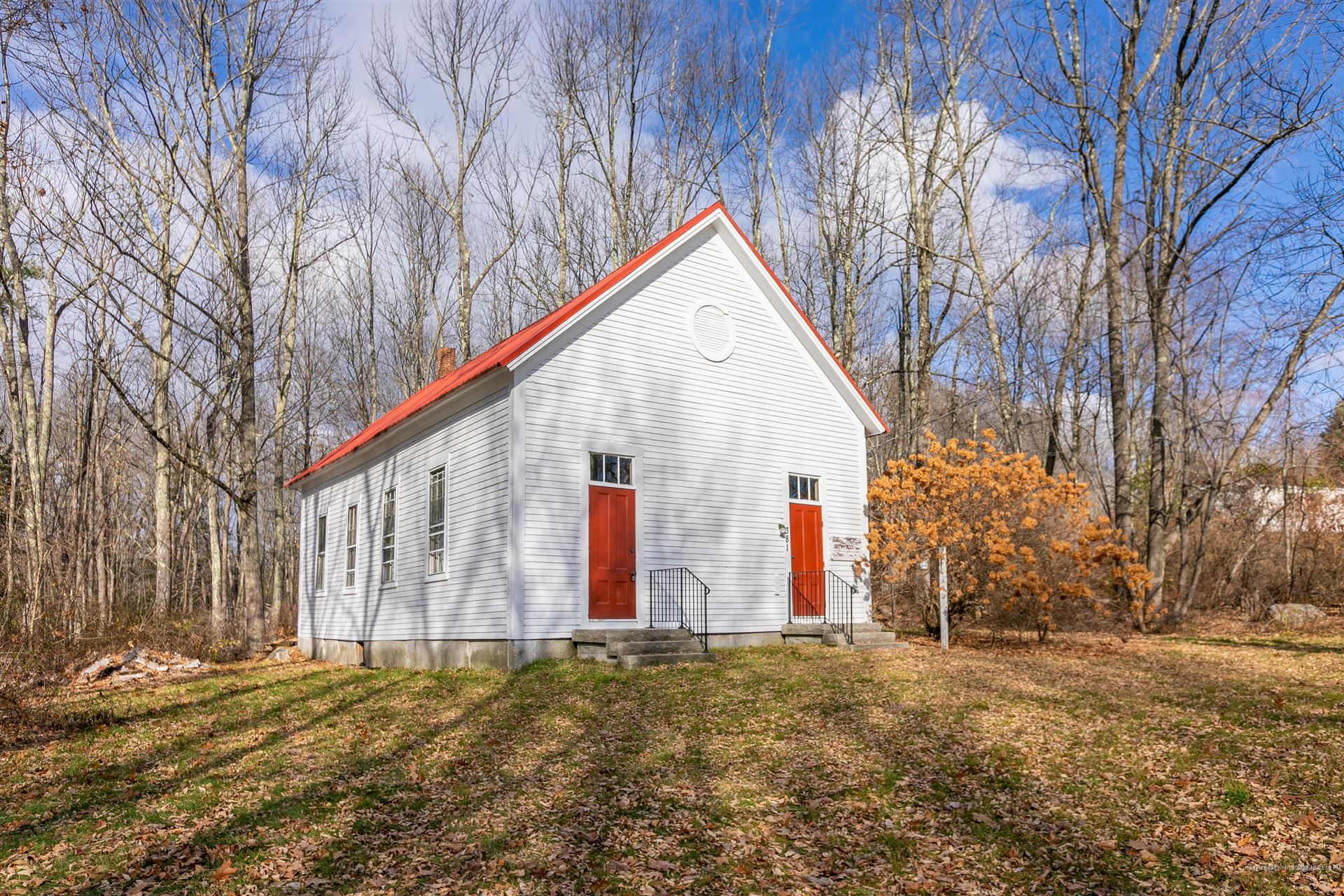 Photo of 381 Gloucester Hill Road, New Gloucester, ME 04260 (MLS # 1476451)