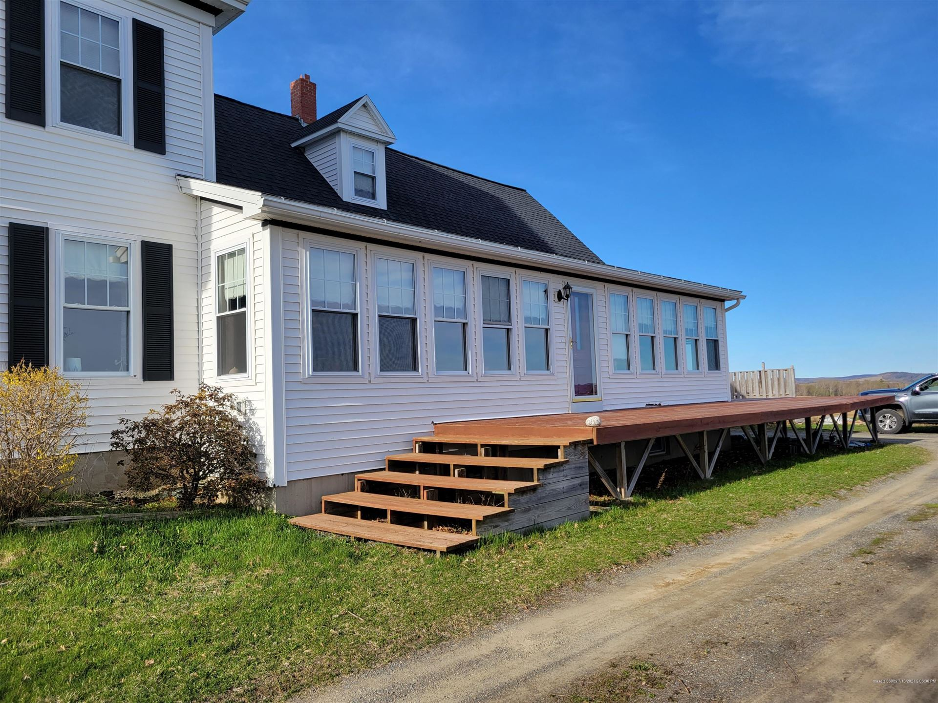 Photo of 334 Center Limestone Road, Fort Fairfield, ME 04742 (MLS # 1492453)