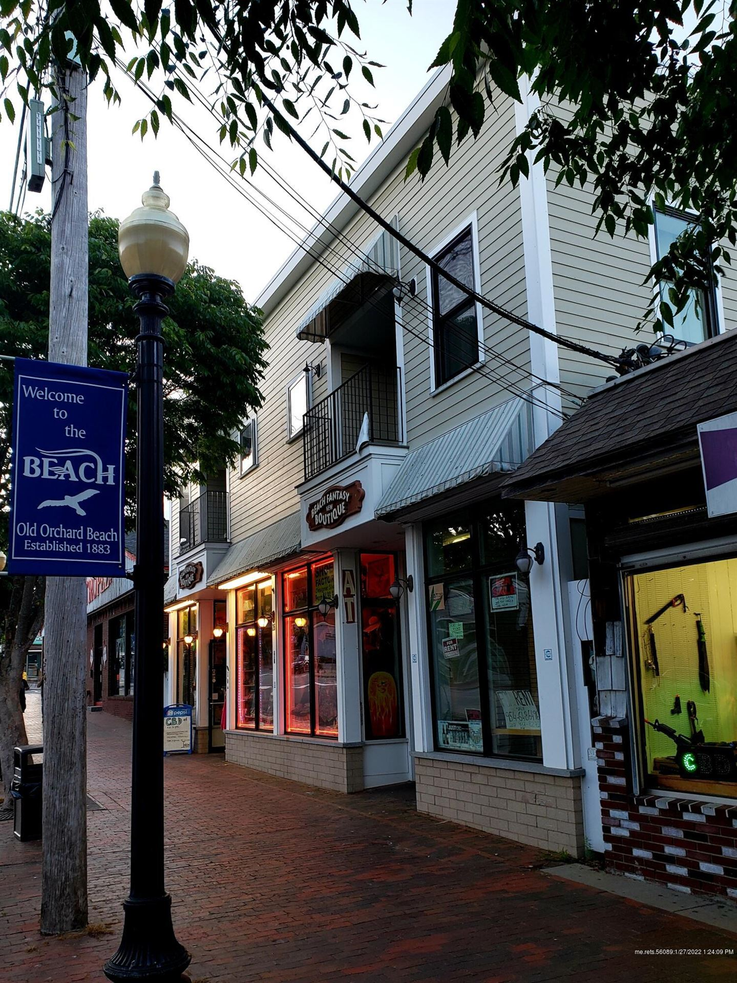 Photo of 26 Old Orchard Street, Old Orchard Beach, ME 04064 (MLS # 1490458)