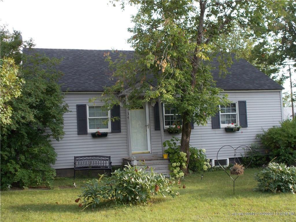 Photo of 34 Braden Street, Presque Isle, ME 04769 (MLS # 1474461)