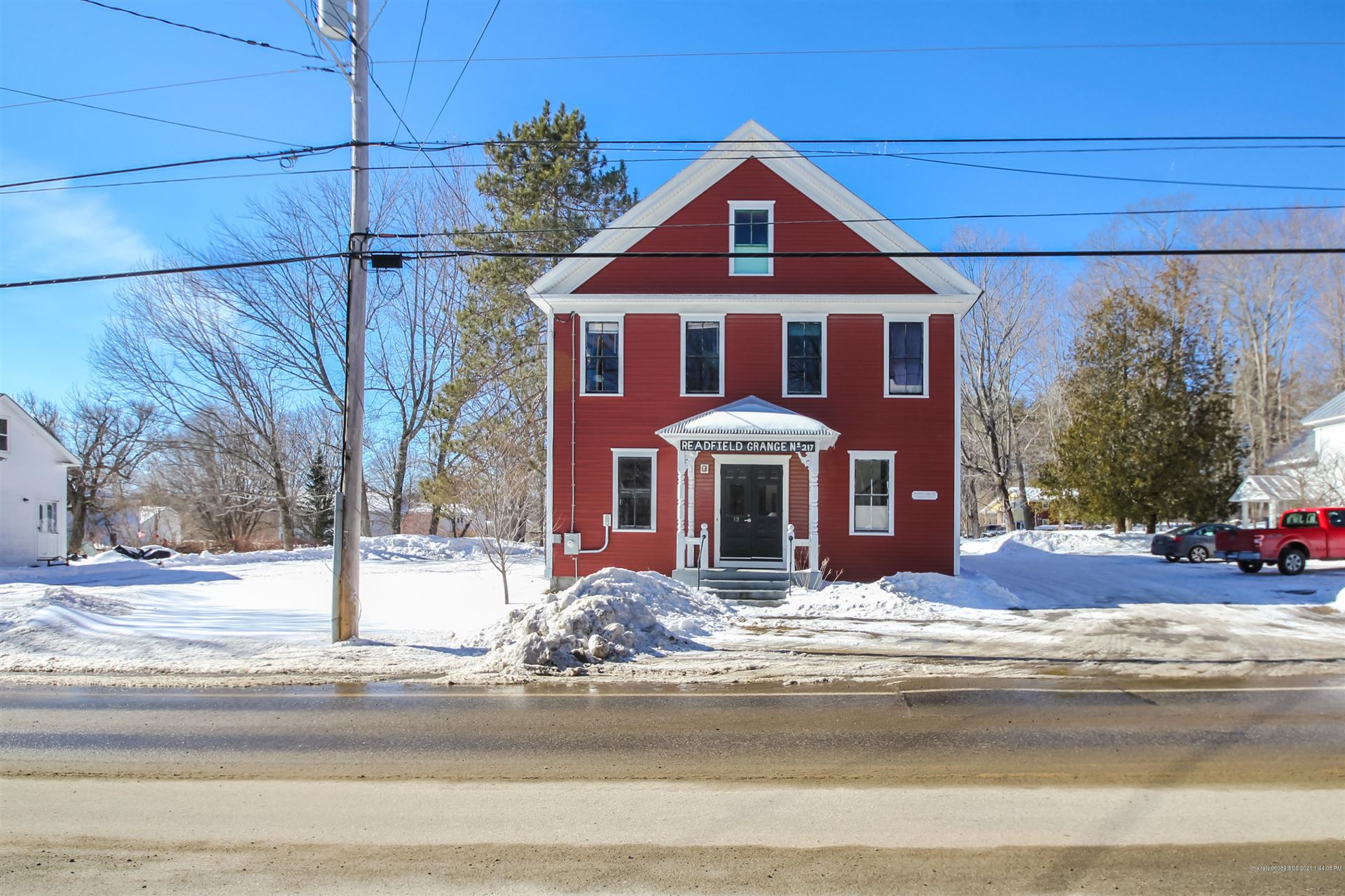 Photo of 12 Church Road, Readfield, ME 04355 (MLS # 1482471)