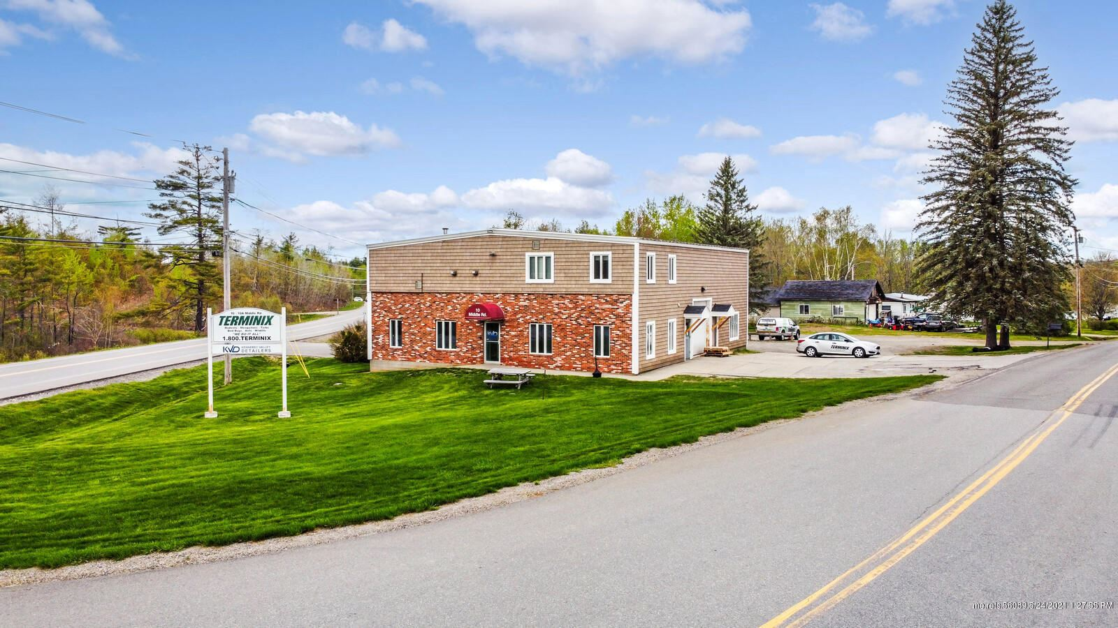 Photo of 10 Middle Road, Augusta, ME 04330 (MLS # 1491472)