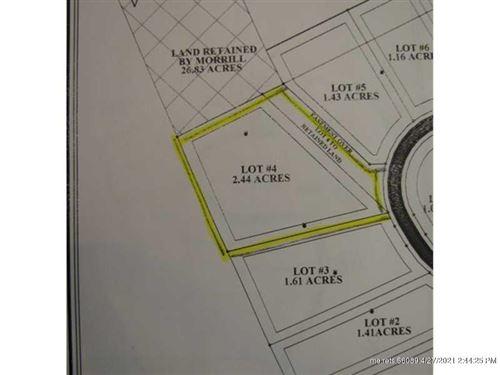Photo of Lot 4 Overlook Drive, Hallowell, ME 04347 (MLS # 1109479)