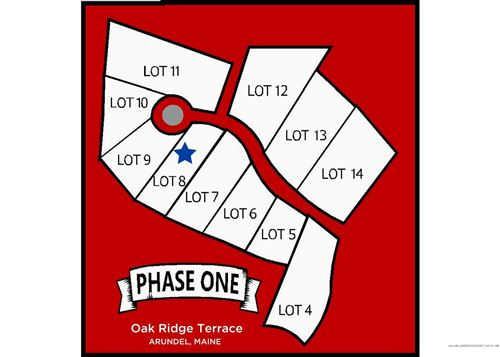 Photo of TBD Oak Ridge Terrace - Lot 8, Arundel, ME 04046 (MLS # 1461480)