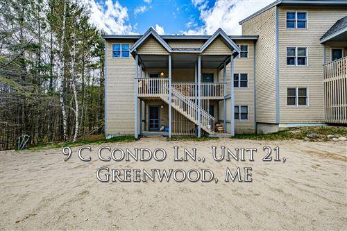 Photo of 9 Condo Lane #C21, Greenwood, ME 04255 (MLS # 1491480)