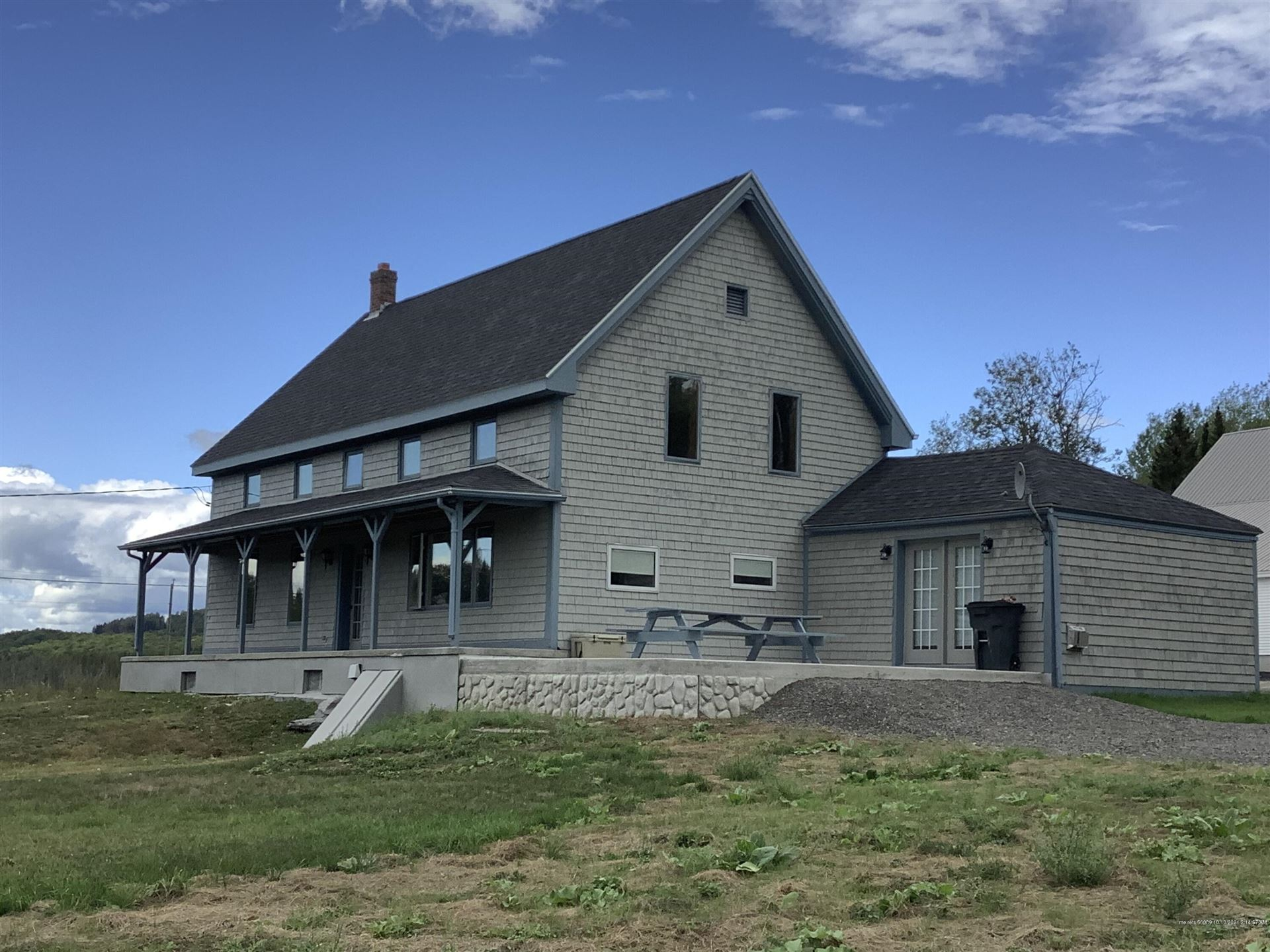 Photo of 10 Clavette Road, New Canada, ME 04743 (MLS # 1511480)