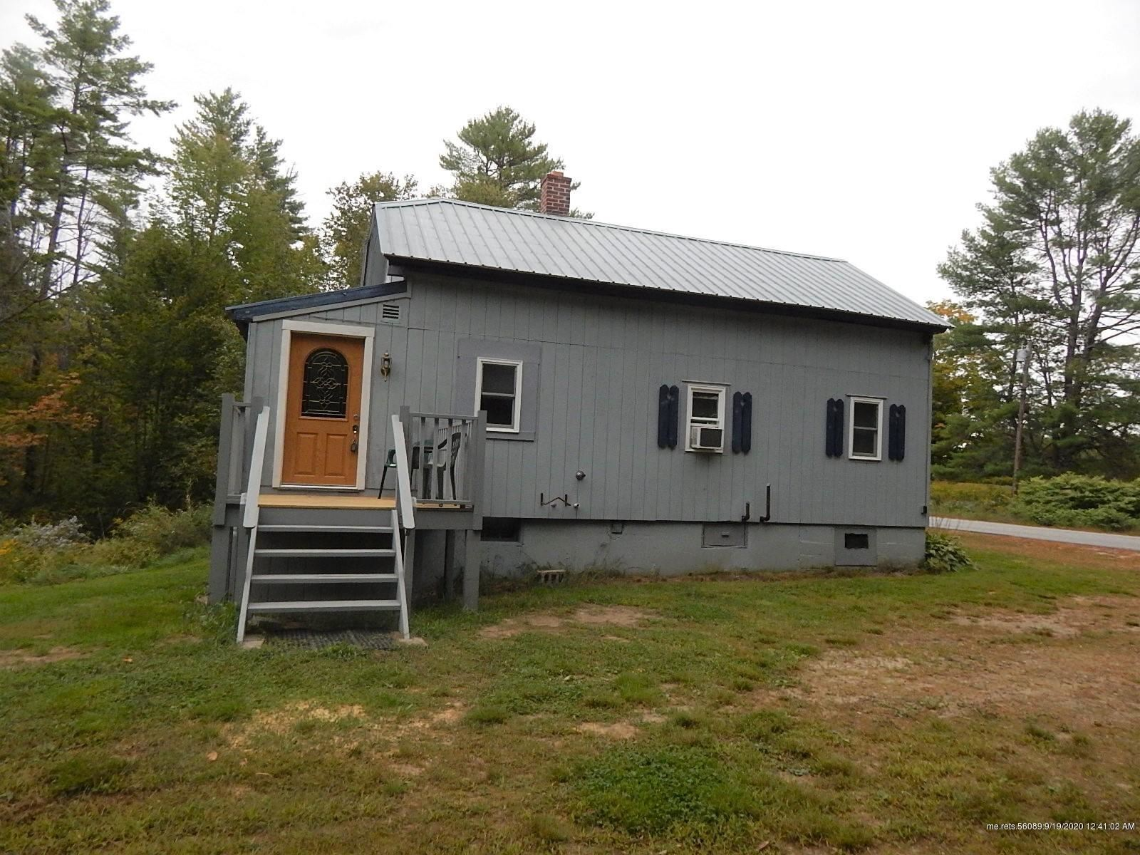 Photo of 14 Campground Road, Livermore Falls, ME 04254 (MLS # 1469482)