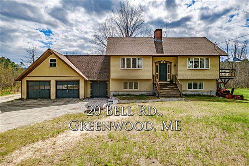 Photo of 20 Bell Lane, Greenwood, ME 04255 (MLS # 1491486)