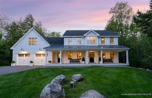 Photo of 24 Parker Way, Falmouth, ME 04105 (MLS # 1453487)