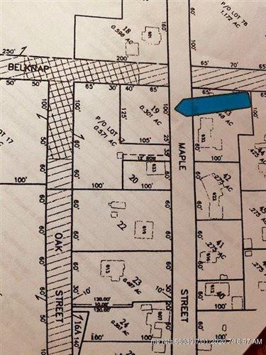 Photo of Lot 19 Maple Street, Rumford, ME 04276 (MLS # 1458487)