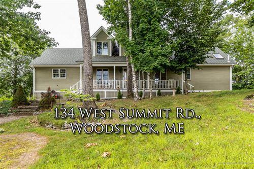 Photo of 134 West Summit Road, Woodstock, ME 04219 (MLS # 1461488)