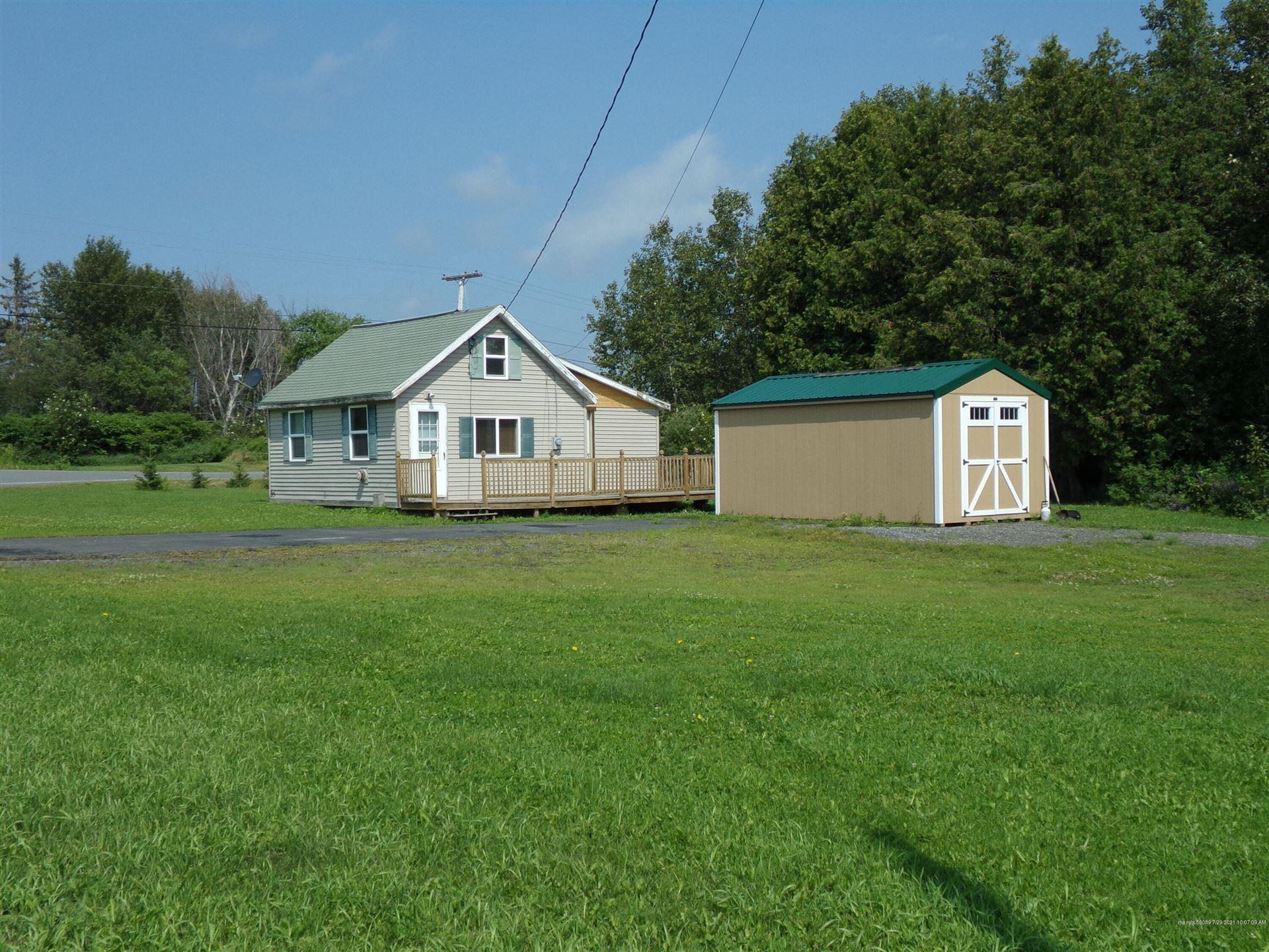 Photo of 1841 State Road, Mapleton, ME 04757 (MLS # 1502491)