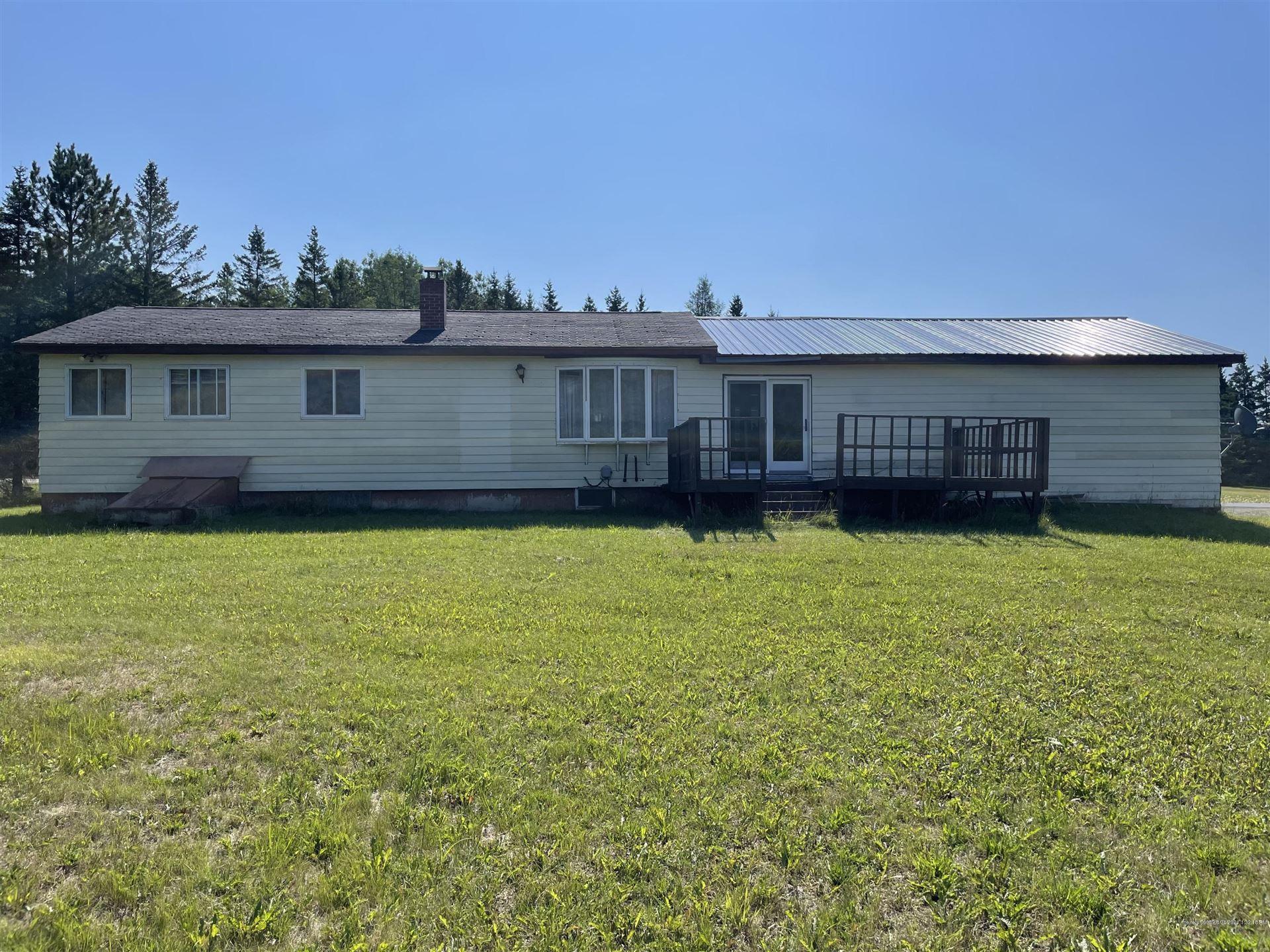 Photo of 2114 Van Buren Road, Connor Township, ME 04736 (MLS # 1503491)