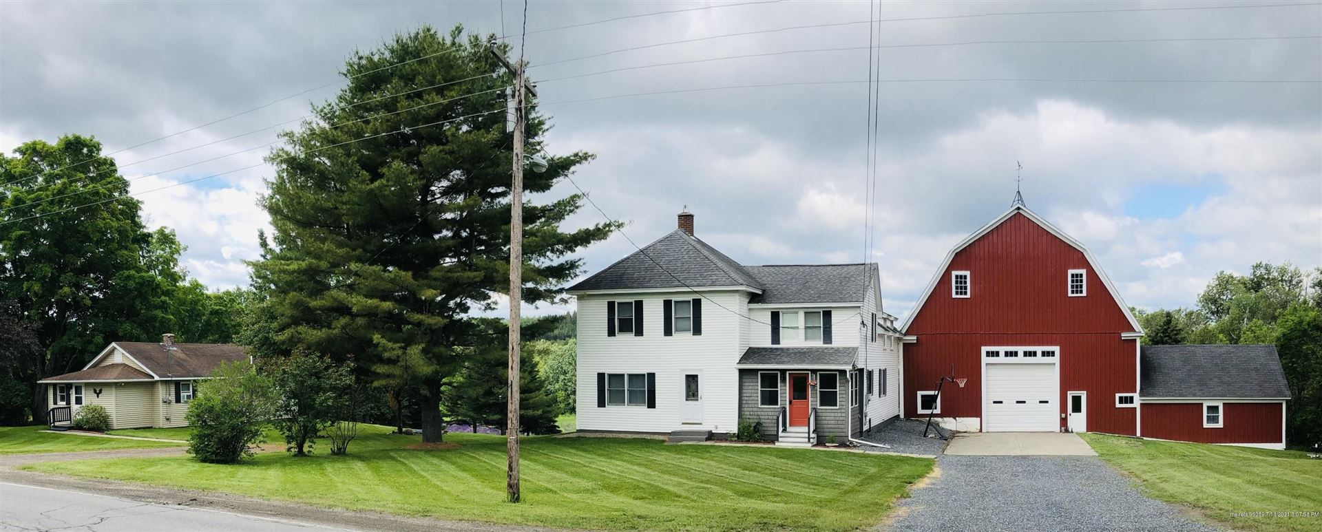 Photo of 252 Parkhurst Siding Road, Presque Isle, ME 04769 (MLS # 1499492)