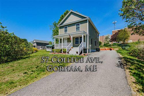 Photo of 57 College Avenue Avenue, Gorham, ME 04038 (MLS # 1453495)
