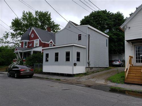 Photo of 63 Bridge Street, Lewiston, ME 04240 (MLS # 1458495)