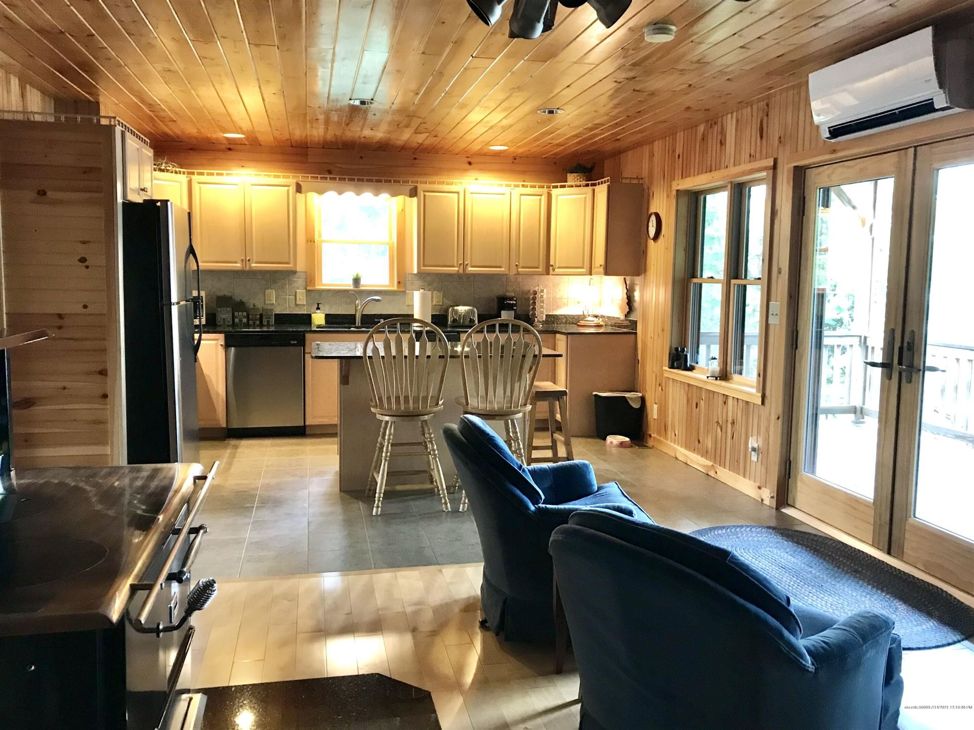 Photo of 303 Cottage Road, Portage Lake, ME 04768 (MLS # 1500495)