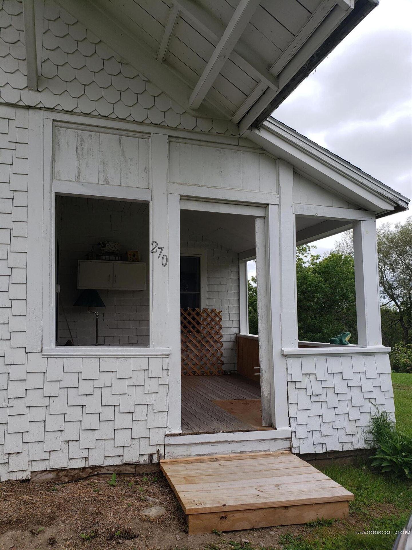 Photo of 270 Parson Street, Presque Isle, ME 04769 (MLS # 1505498)
