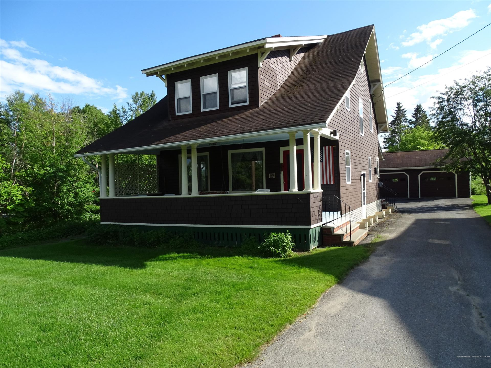 Photo of 60 Fort Hill Street, Fort Fairfield, ME 04742 (MLS # 1479501)