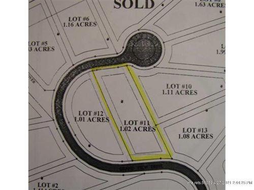 Photo of Lot 11 Overlook Drive, Hallowell, ME 04347 (MLS # 1109505)