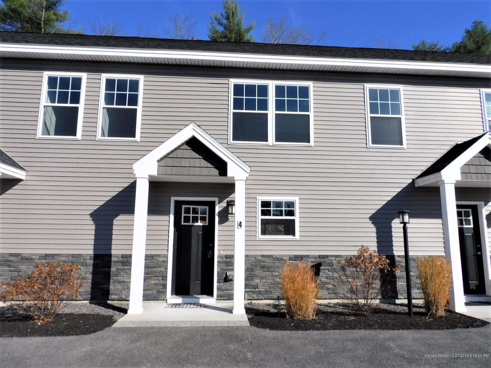 Photo of 499 Cumberland Street #4, Westbrook, ME 04092 (MLS # 1430506)