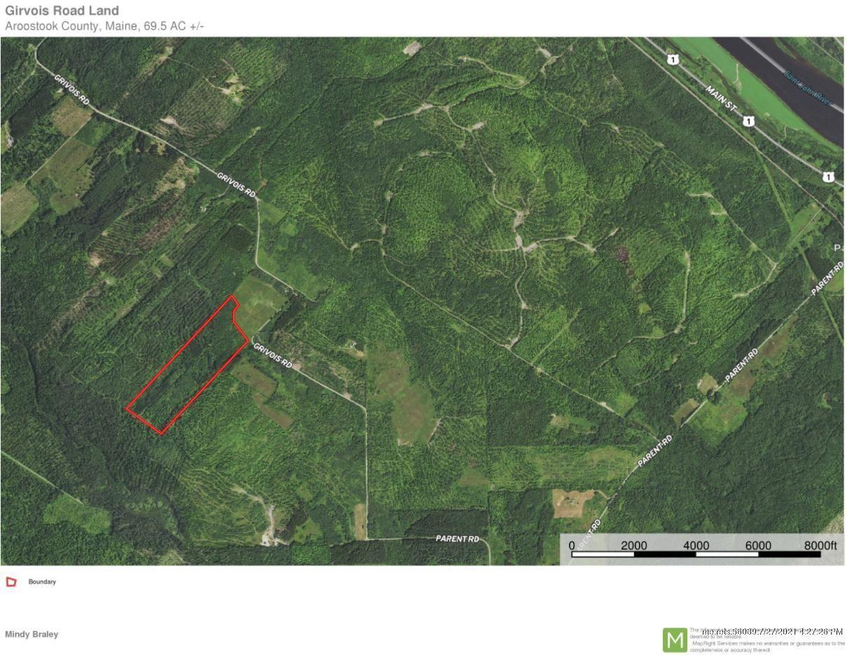 Photo of Map 17 Lot 1, Grand Isle, ME 04746 (MLS # 1502511)