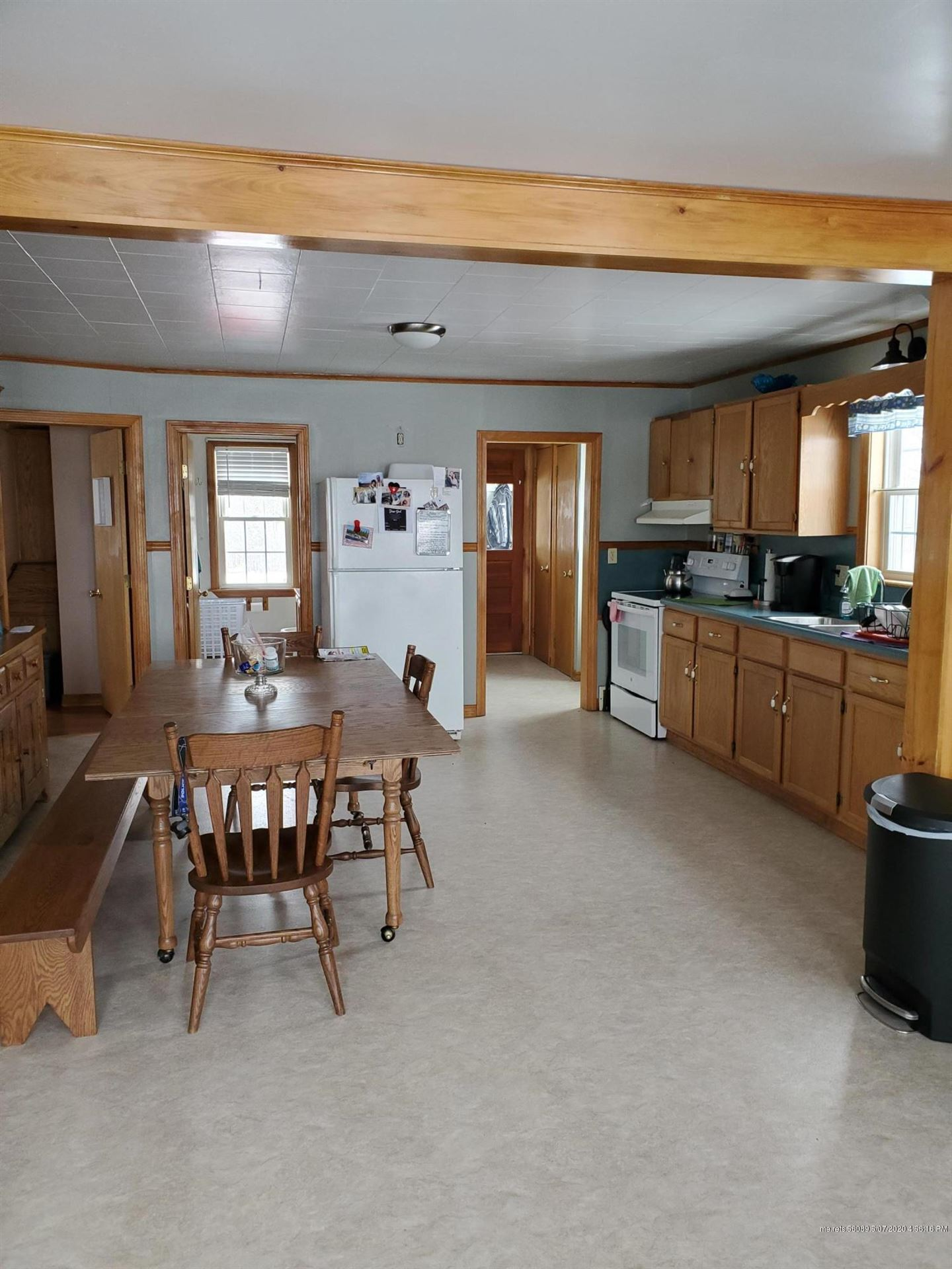Photo of 2359 Caribou Road, Cross Lake Township, ME 04779 (MLS # 1451528)