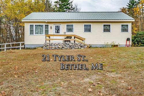 Photo of 21 Tyler Street, Bethel, ME 04217 (MLS # 1474532)
