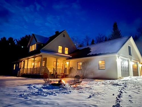 Photo of 777 Sunday River Road, Newry, ME 04261 (MLS # 1493532)