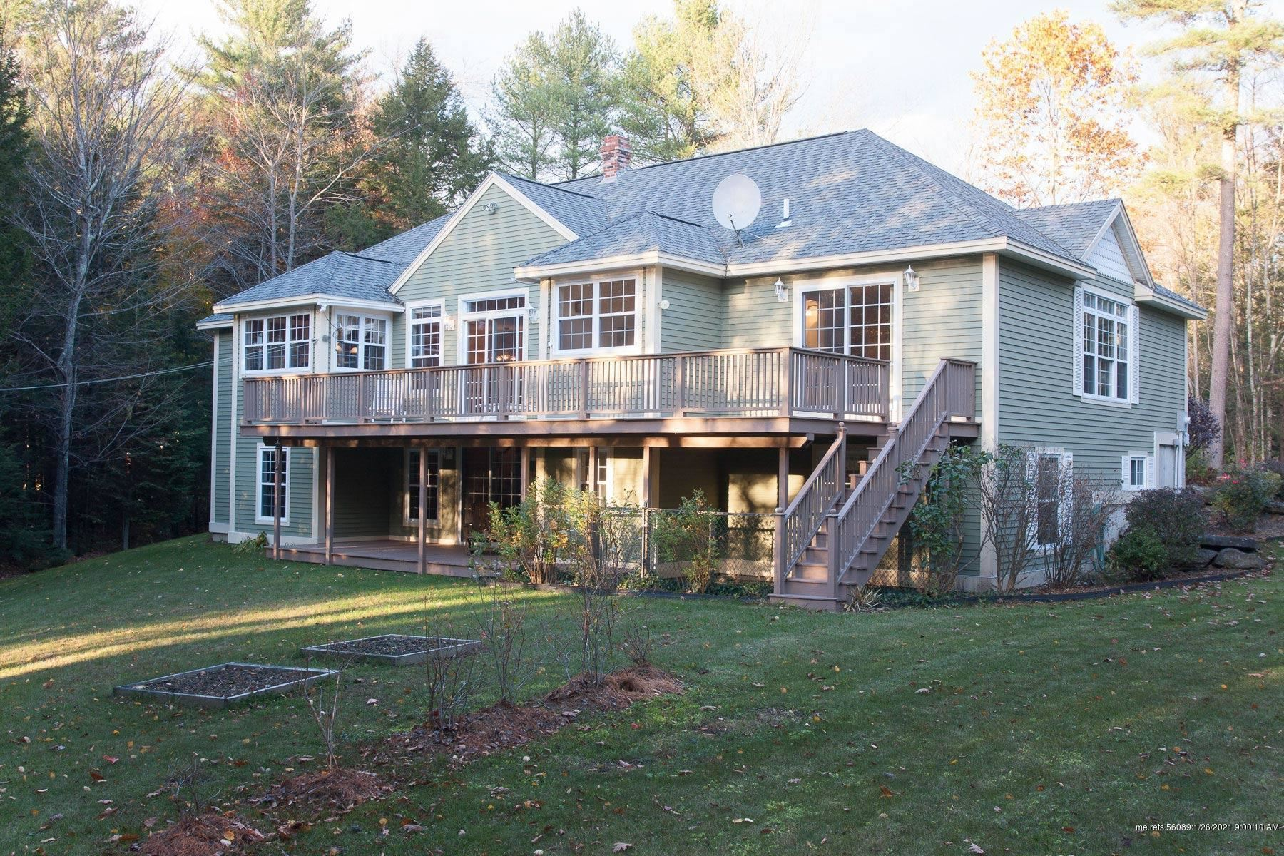 Photo of 13 Little Brook Drive, Falmouth, ME 04105 (MLS # 1480536)