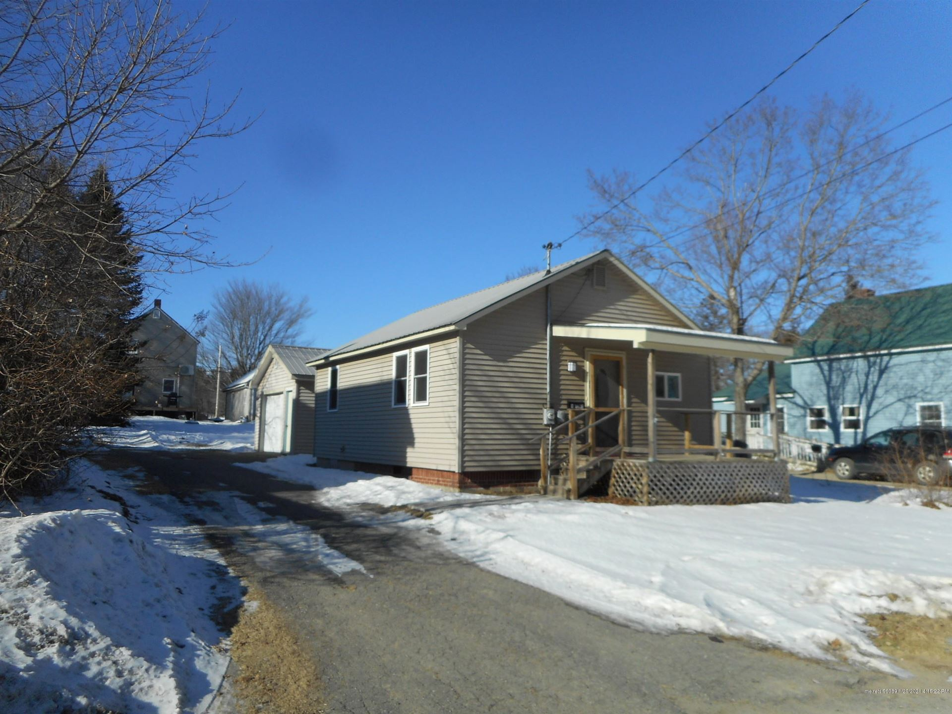 Photo of 11 Perry Street, Lincoln, ME 04457 (MLS # 1480551)