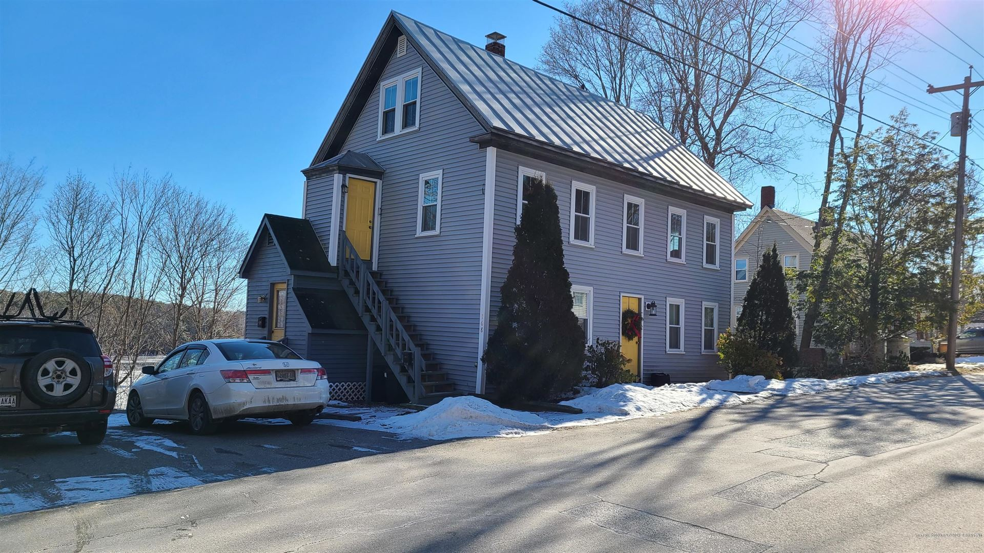Photo of 168 Second Street, Hallowell, ME 04347 (MLS # 1480554)