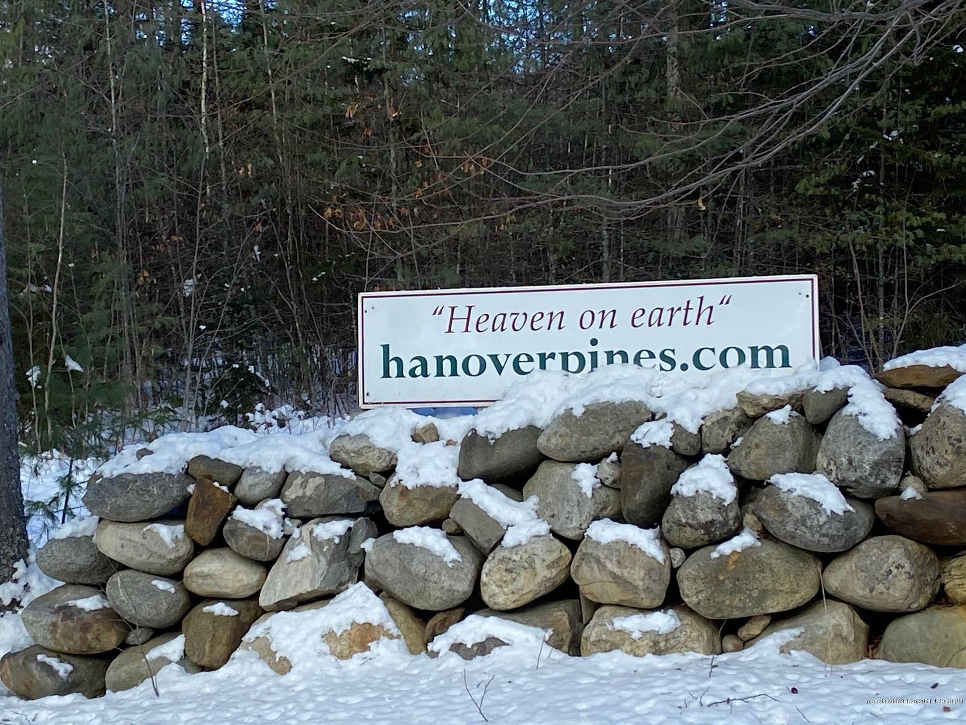 Photo of 3-1 Thoreau Road, Hanover, ME 04237 (MLS # 1480555)