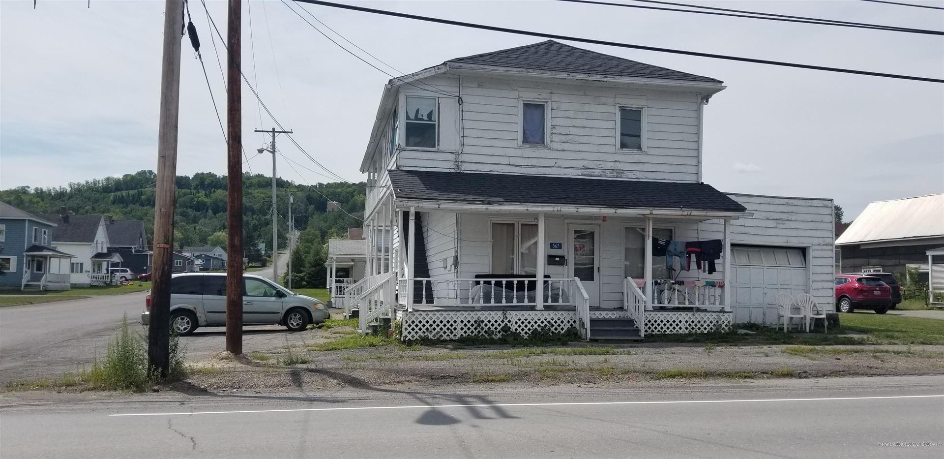 Photo of 567 Main Street, Van Buren, ME 04785 (MLS # 1485556)