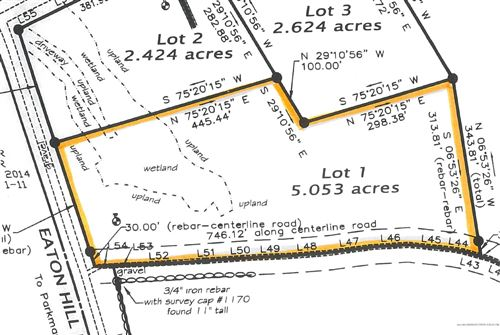 Photo of Lot 1 Hole in the Wall Road, Solon, ME 04979 (MLS # 1448559)