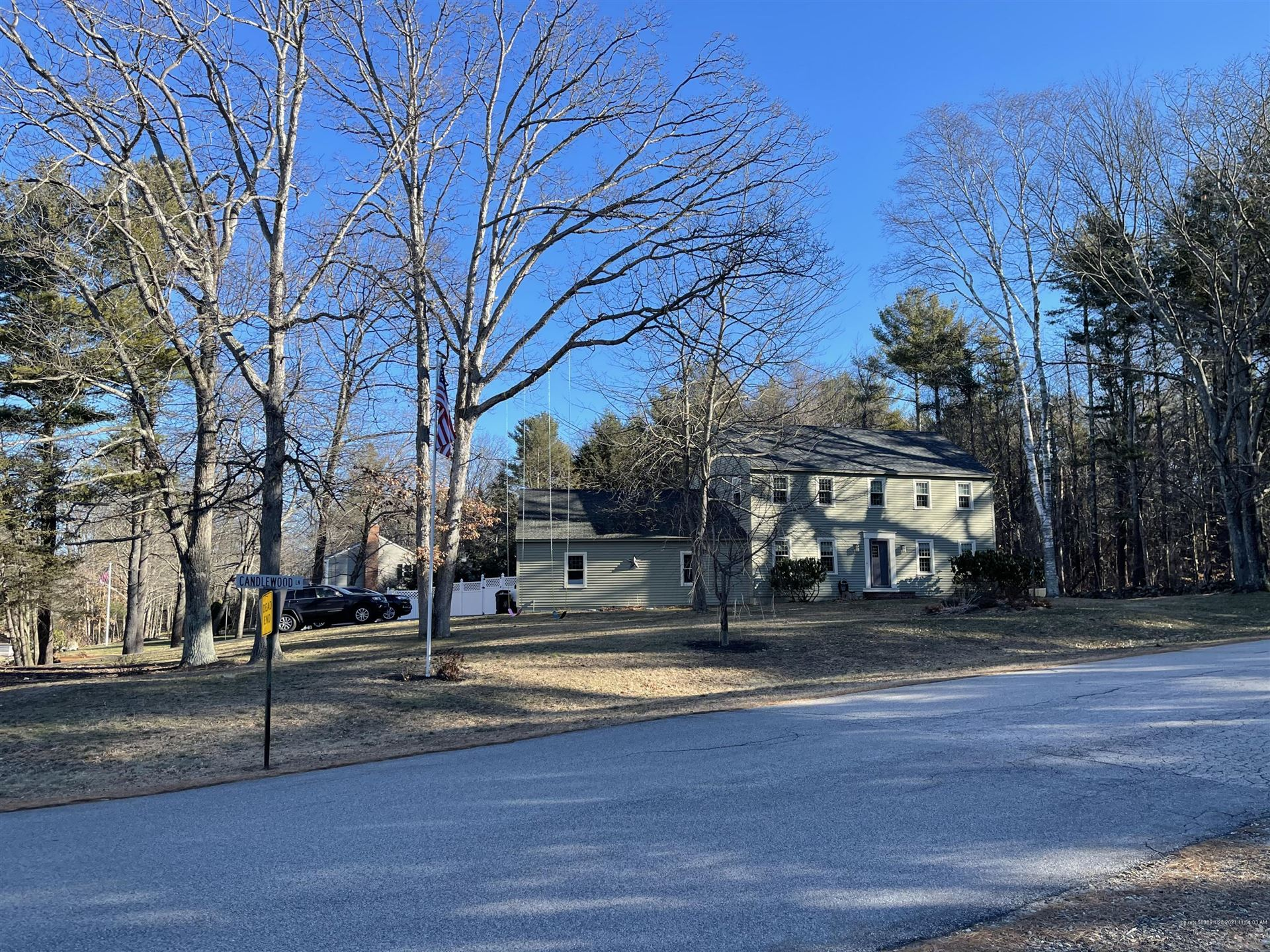 Photo of 101 Fieldstone Est Road, York, ME 03909 (MLS # 1480562)