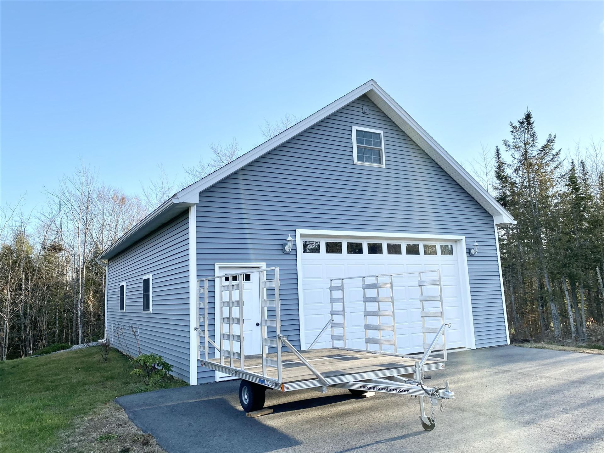 Photo of 112 Timberview Drive, Hermon, ME 04401 (MLS # 1477563)