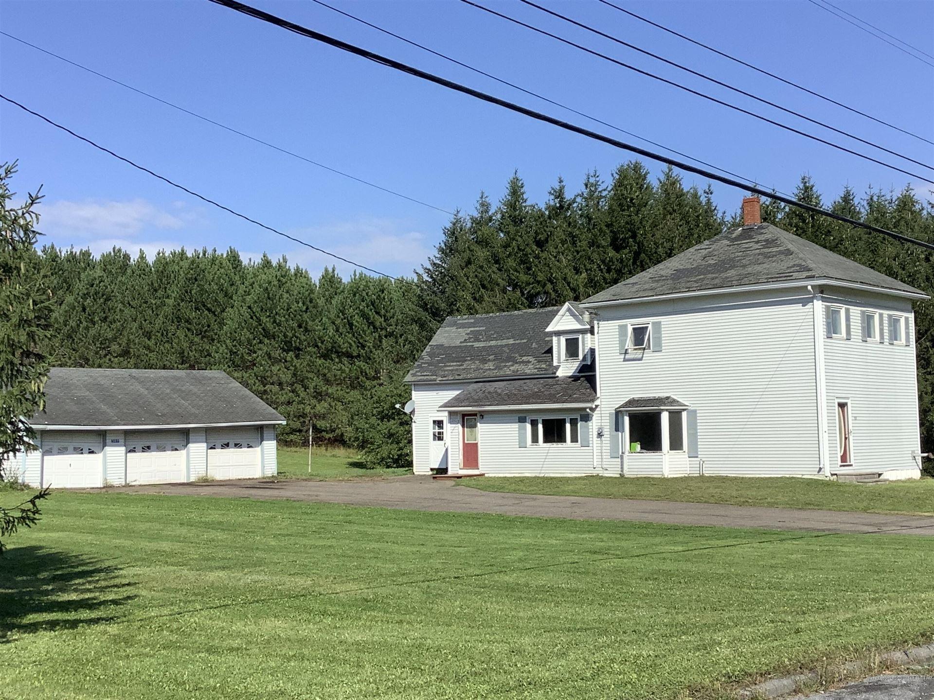 Photo of 589 Military Road, Blaine, ME 04734 (MLS # 1512563)