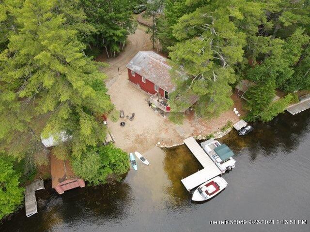 Photo of 73 Island Drive, Newfield, ME 04095 (MLS # 1509566)