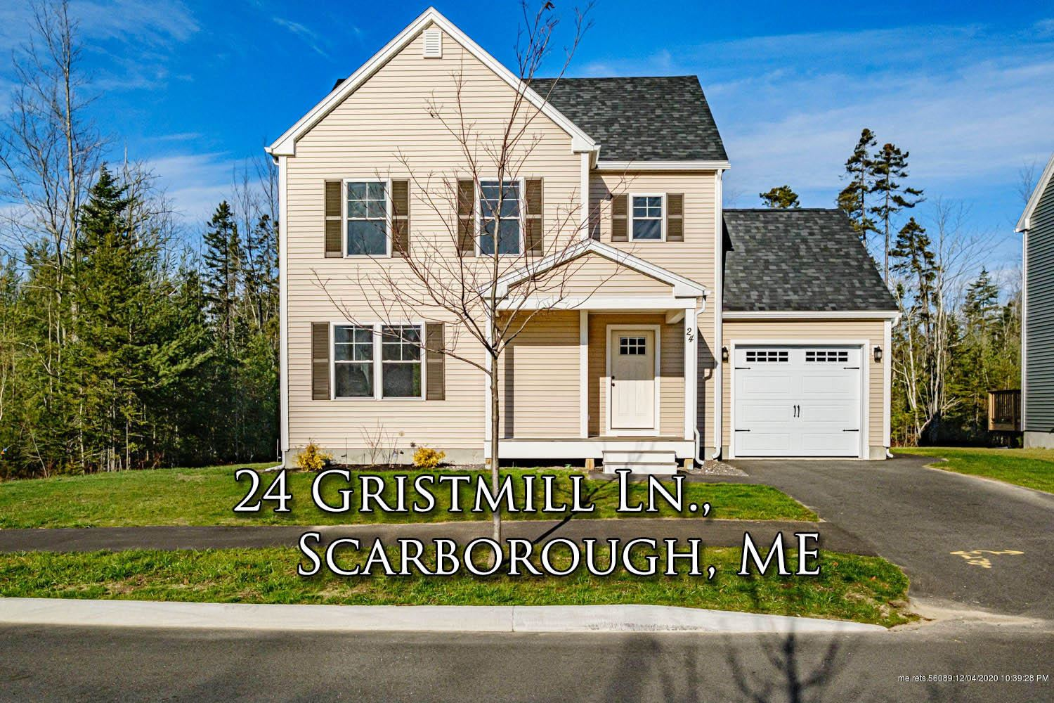 Photo of 24 Gristmill Lane, Scarborough, ME 04074 (MLS # 1477567)