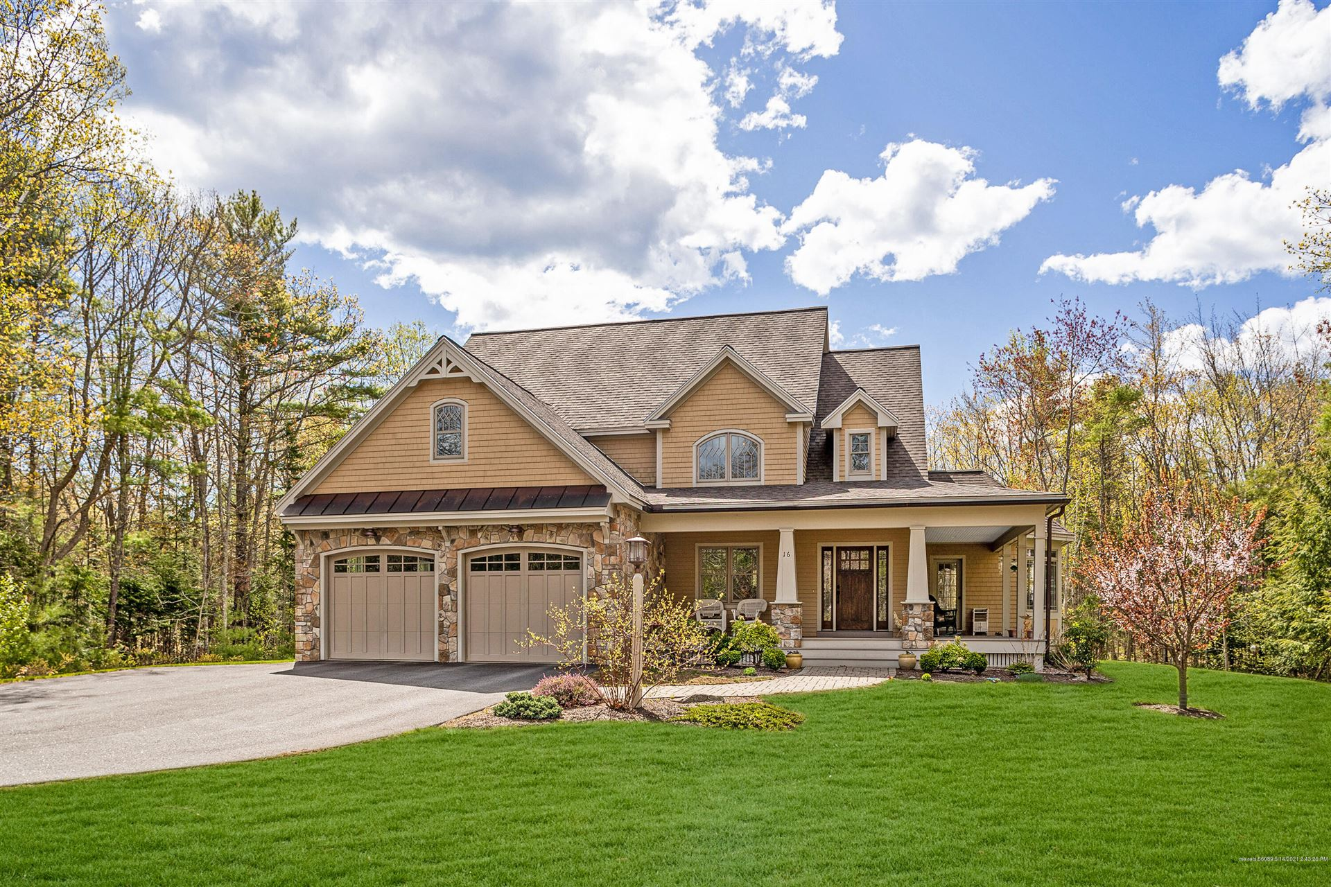 Photo of 16 Bailey Court, Kennebunkport, ME 04046 (MLS # 1491572)