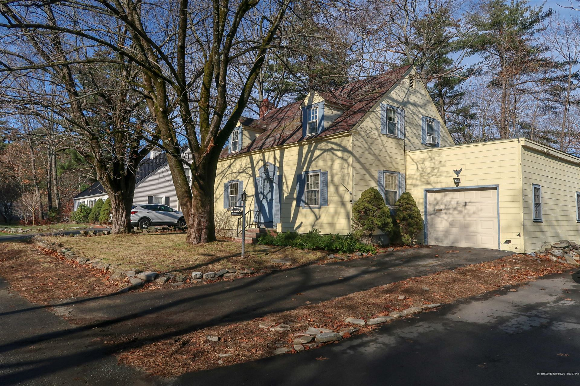 Photo of 9 Southern Avenue, Augusta, ME 04330 (MLS # 1477574)