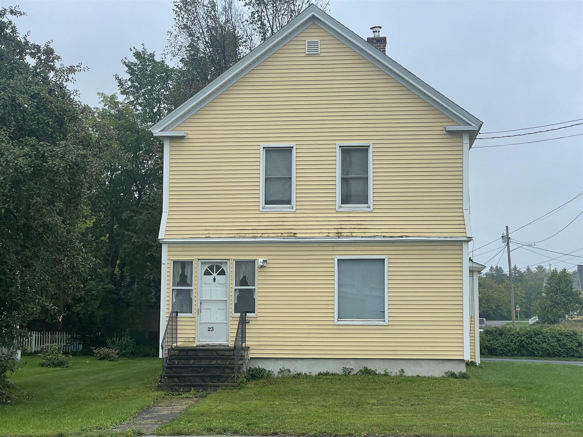 Photo of 23 Mechanic Street, Presque Isle, ME 04769 (MLS # 1508575)